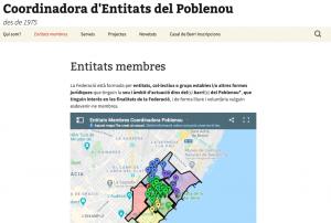 Sitio oficial, página para visitantes, tienda online